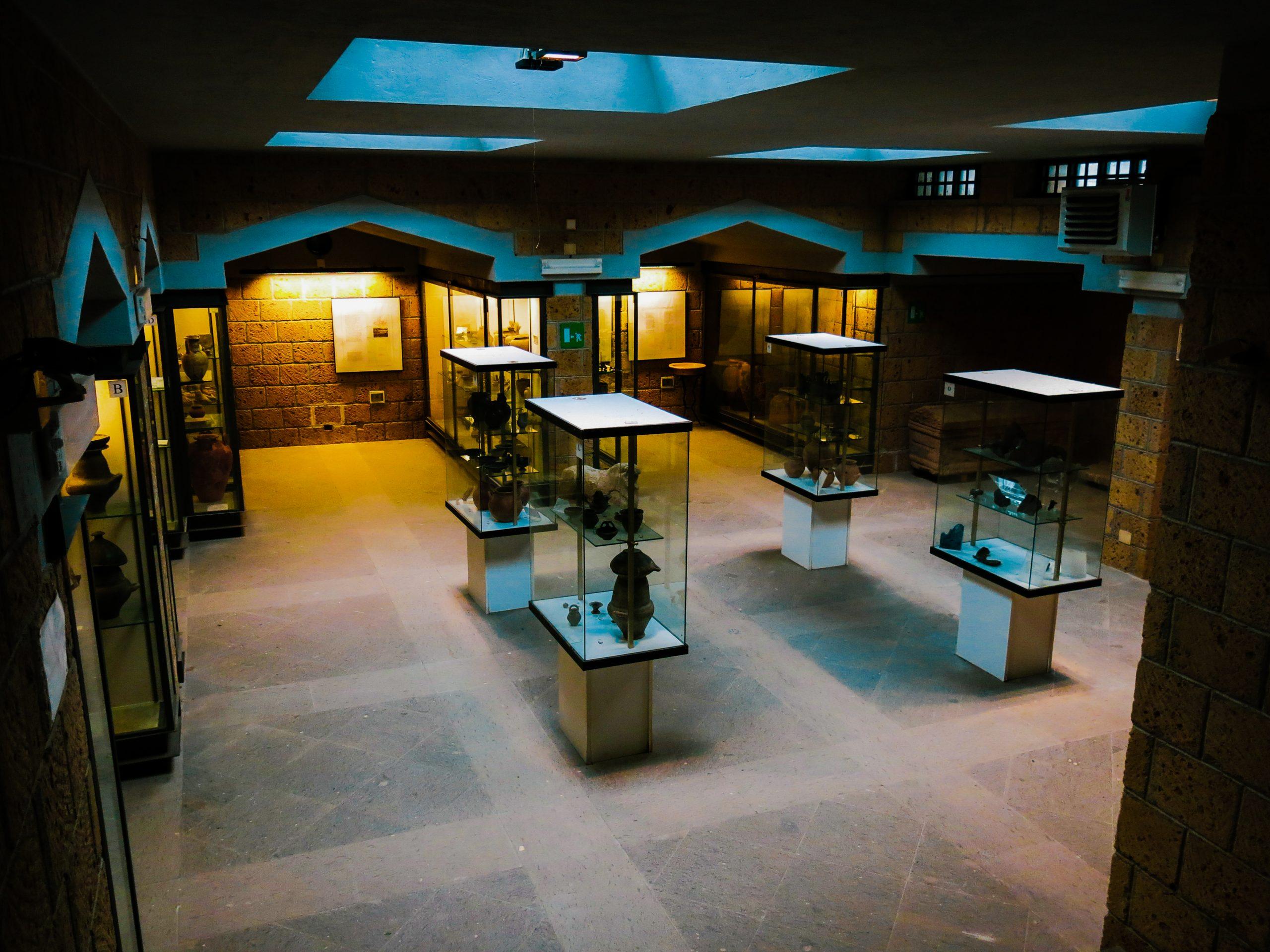 Museo delle Necropoli rupestri di Barbarano Romano